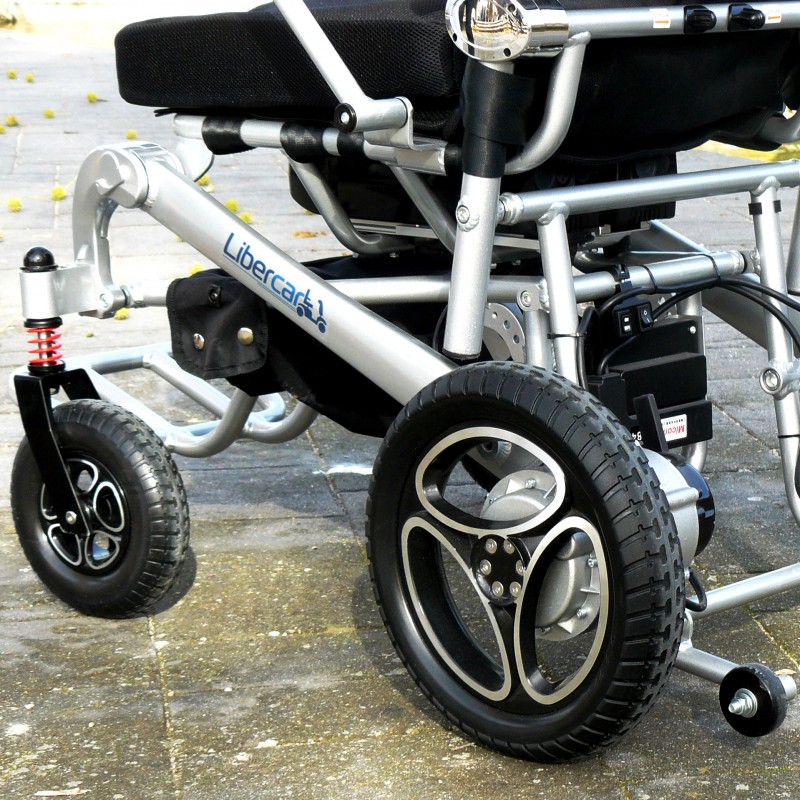 Libercar Aura 20 silla de ruedas eléctrica con plegado automático