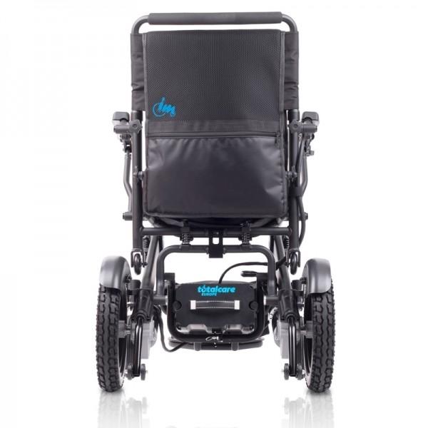 Kittos City silla de ruedas eléctrica plegable ligera