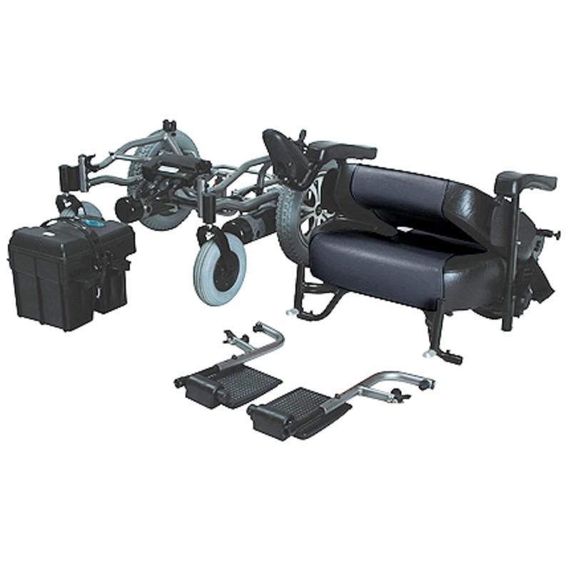 Karma Ergo Traveller folding power chair