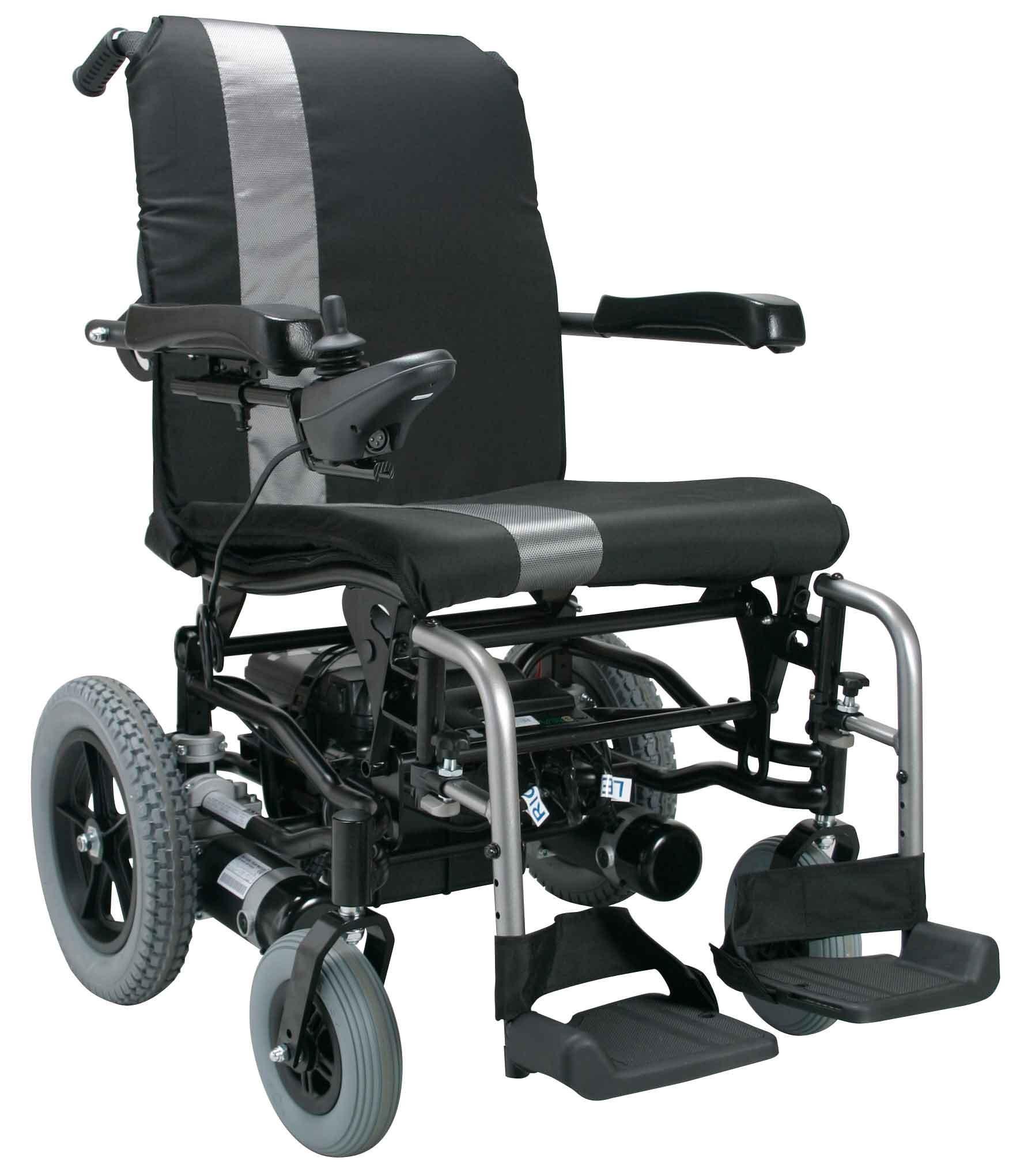 Karma Ergo Traveller silla de ruedas eléctrica plegable