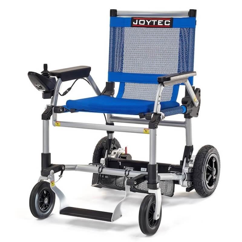 Joytec Pro silla de ruedas plegable ultraligera