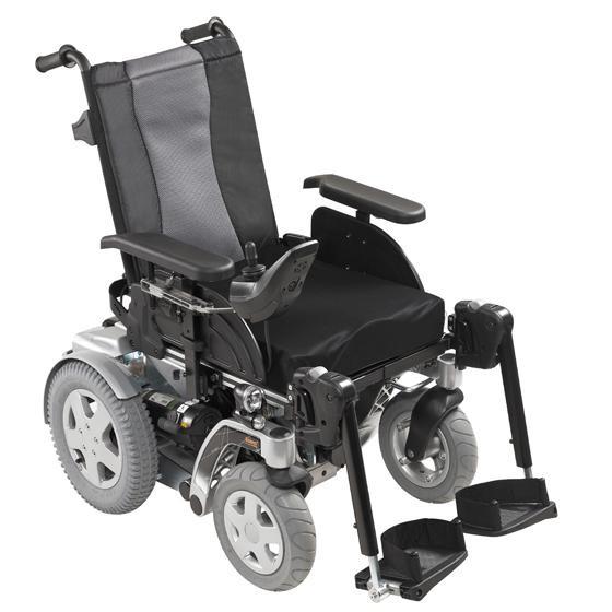 Invacare Storm 4 silla de ruedas eléctrica
