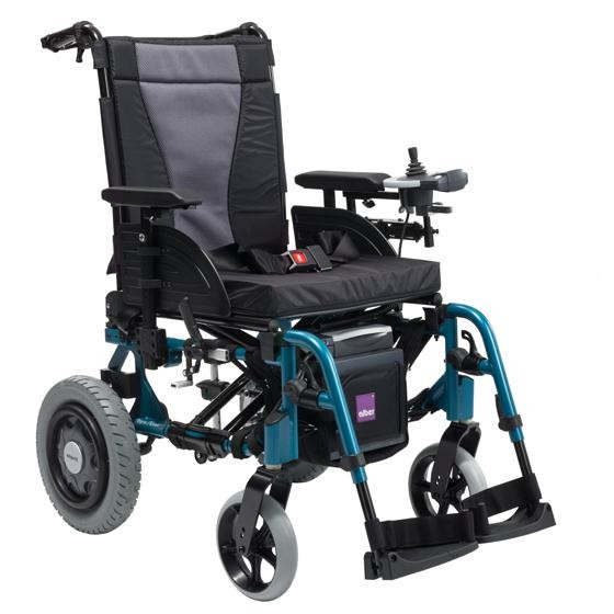 Invacare Esprit Action 4 NG folding power chair