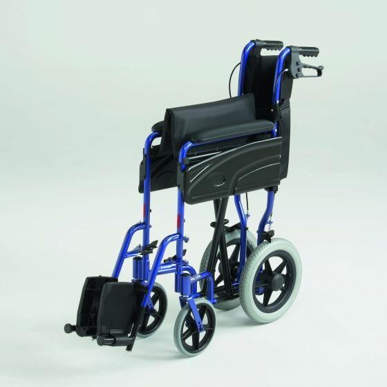 Invacare Alu Lite silla de ruedas ligera de traslado