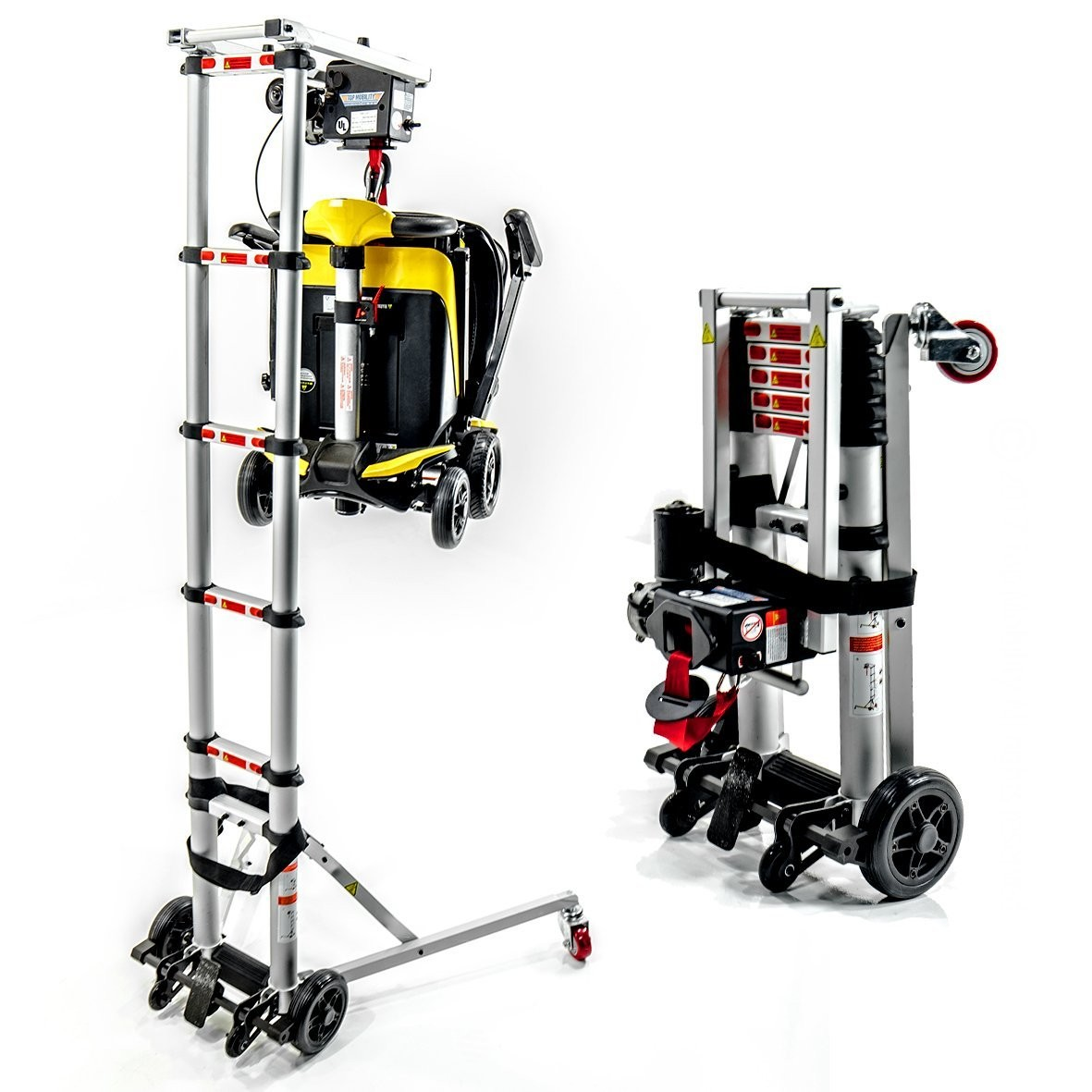 Hercules Portable Automated Lift