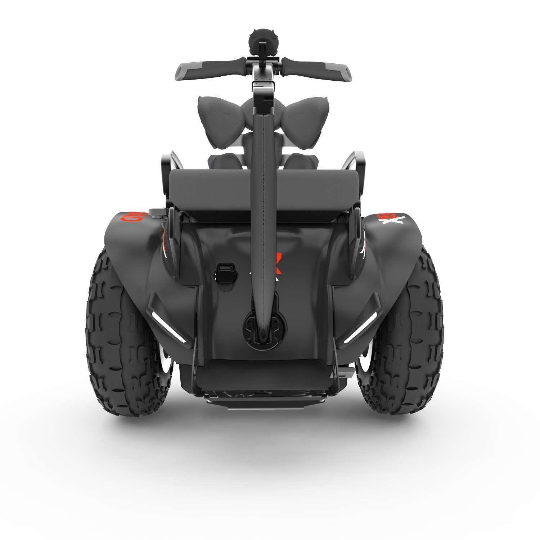 Genny X Road silla de ruedas eléctrica con autobalanceo