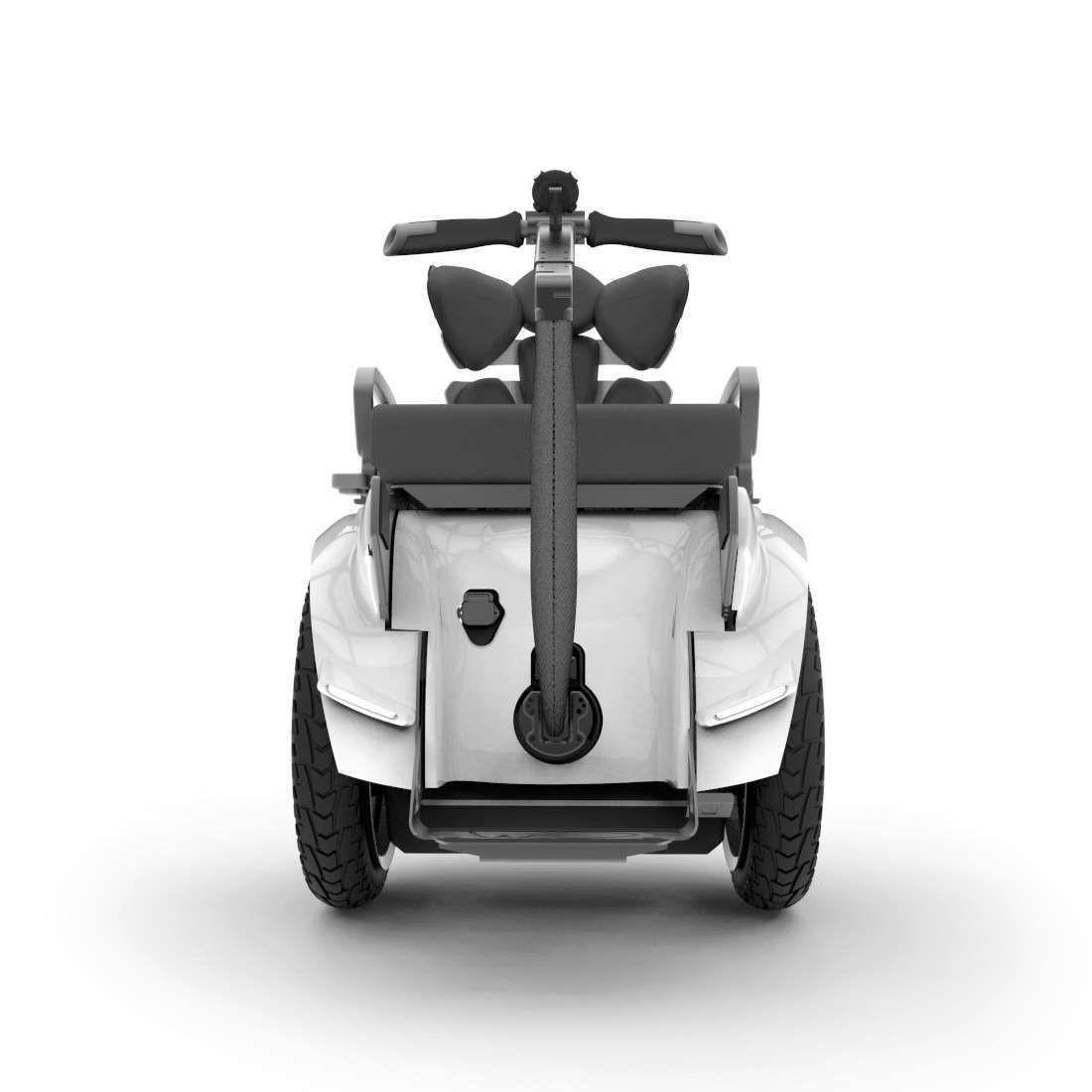 Genny 2.0 Urban silla eléctrica con sistema antibanceo