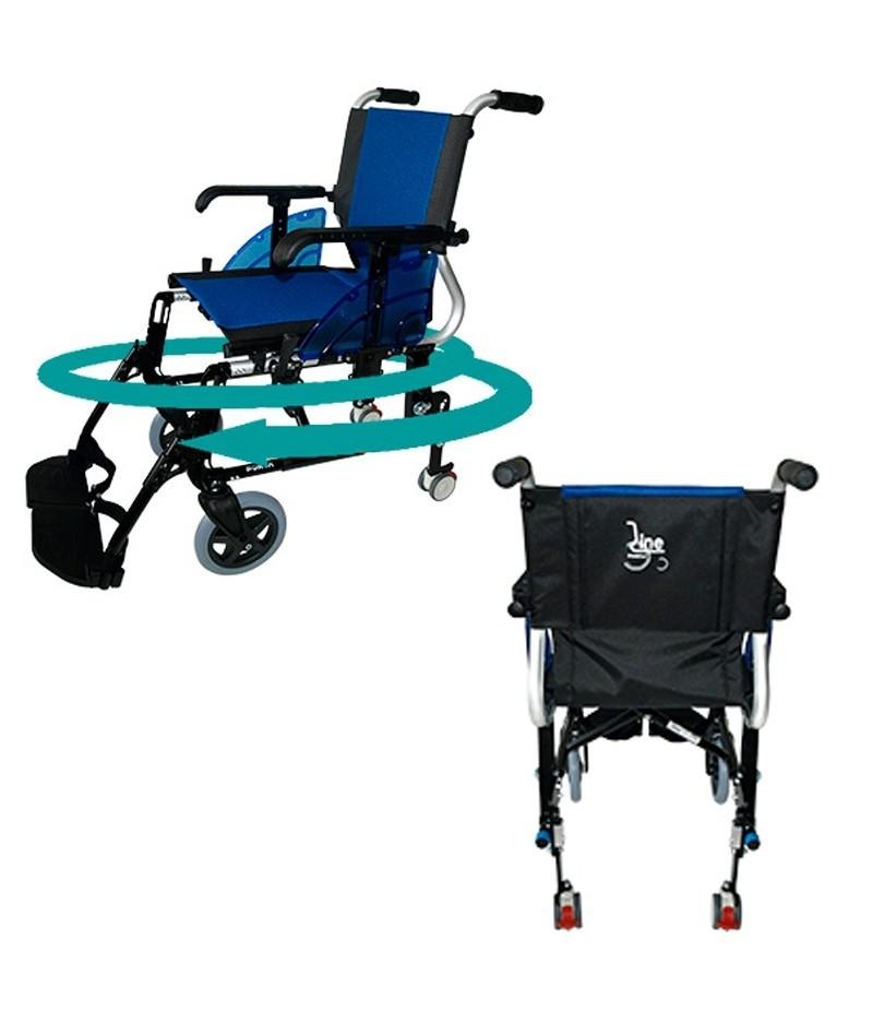 Forta Line Giro silla de ruedas manual
