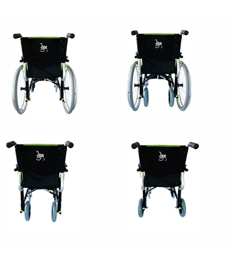 Forta Line Duo self-propelled manual wheelchair