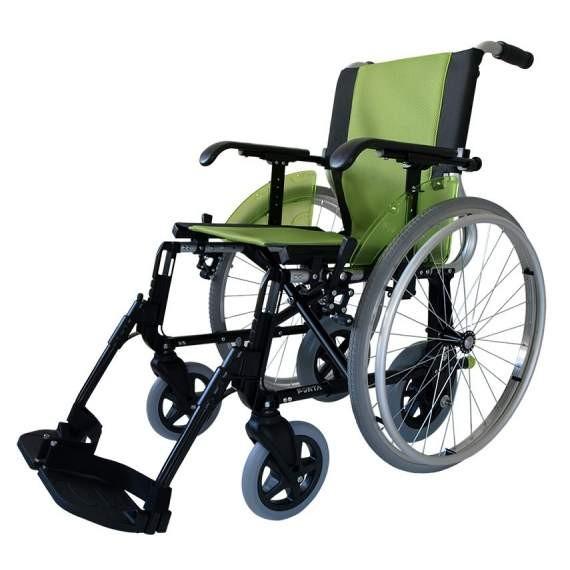 Forta Line Duo silla de ruedas autopropulsable