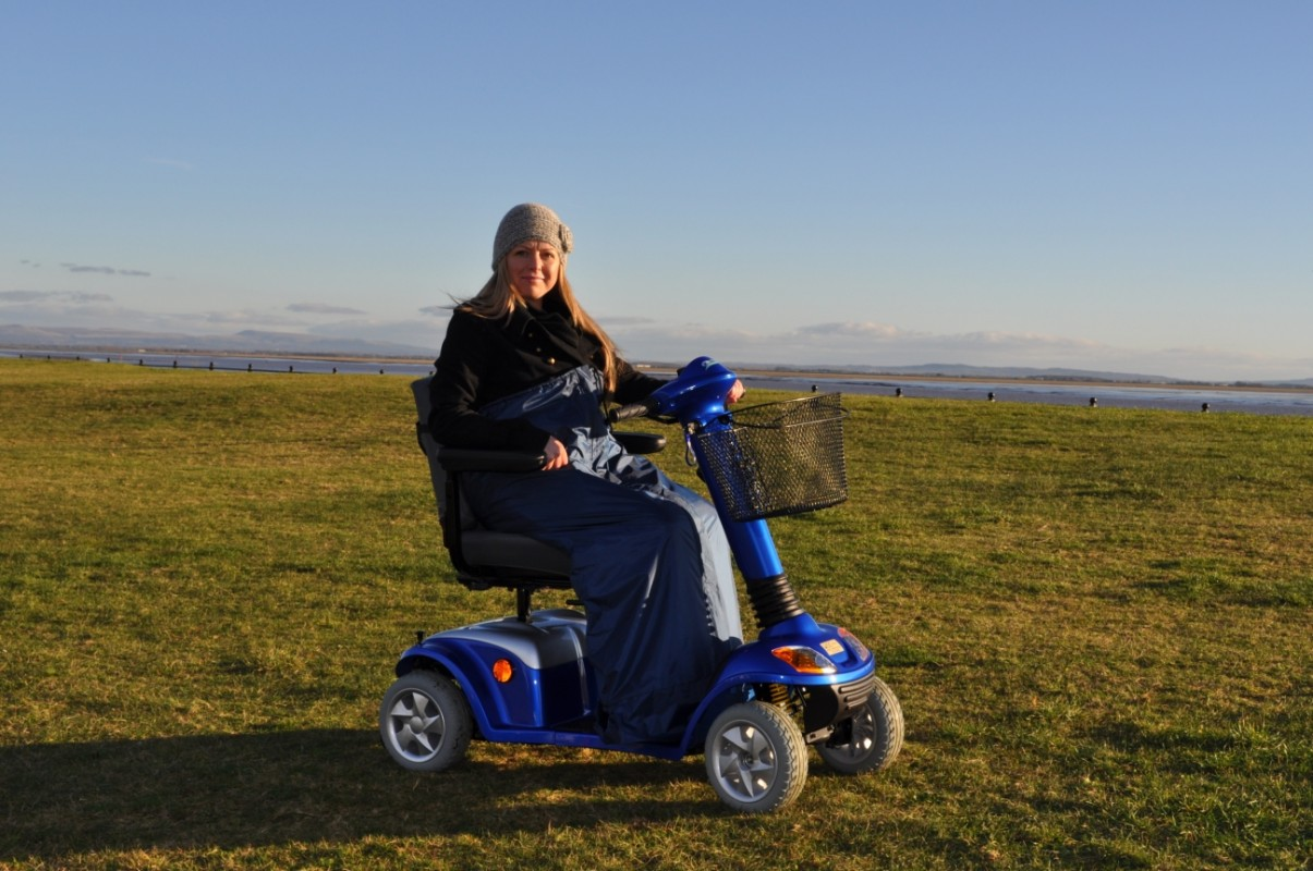 Fleece Lined Mobility Scooter Cosy