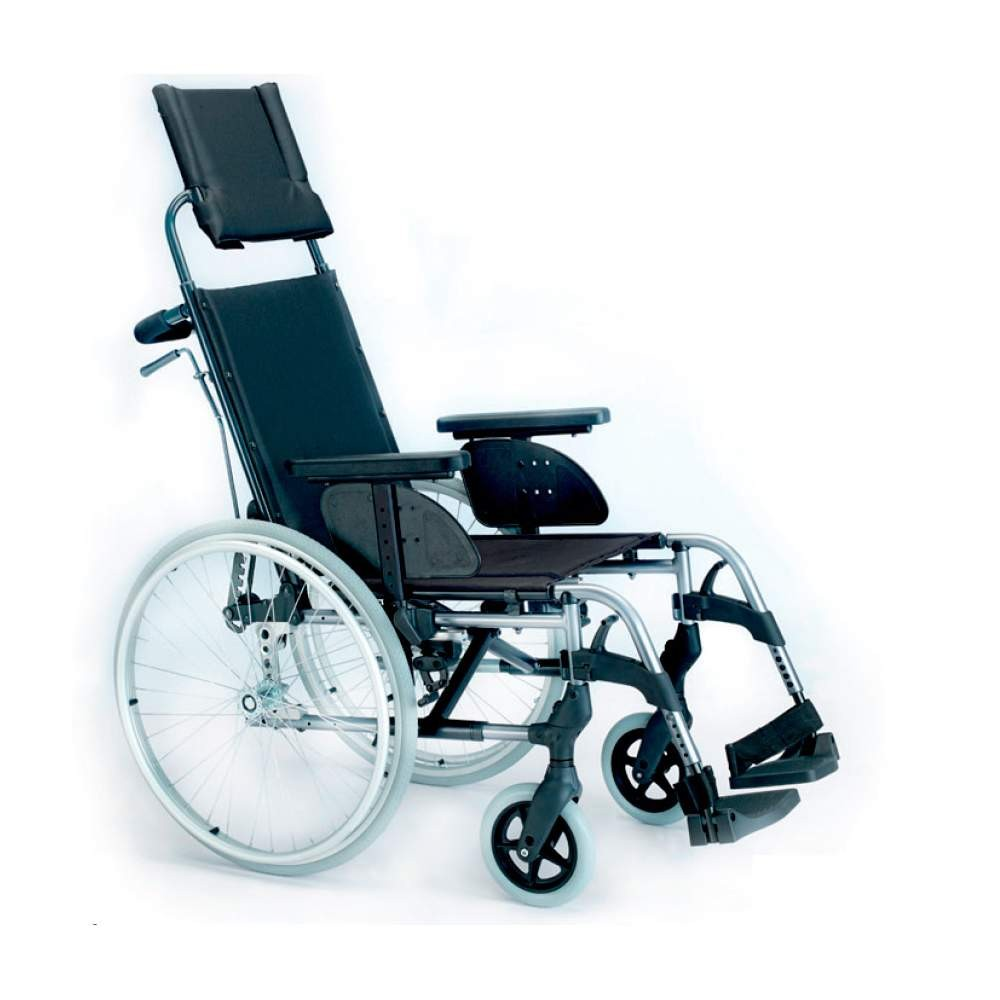 Breezy Style reclinable silla de ruedas manual