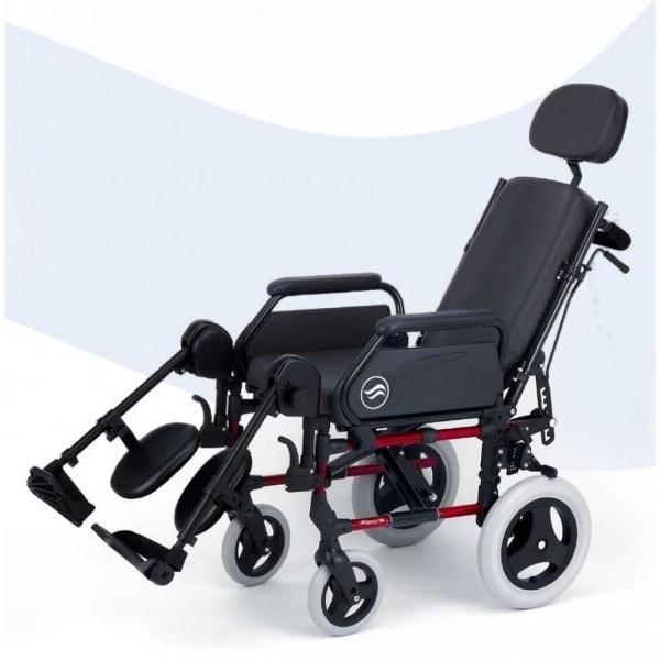 Breezy Style R silla de ruedas con respaldo reclinable