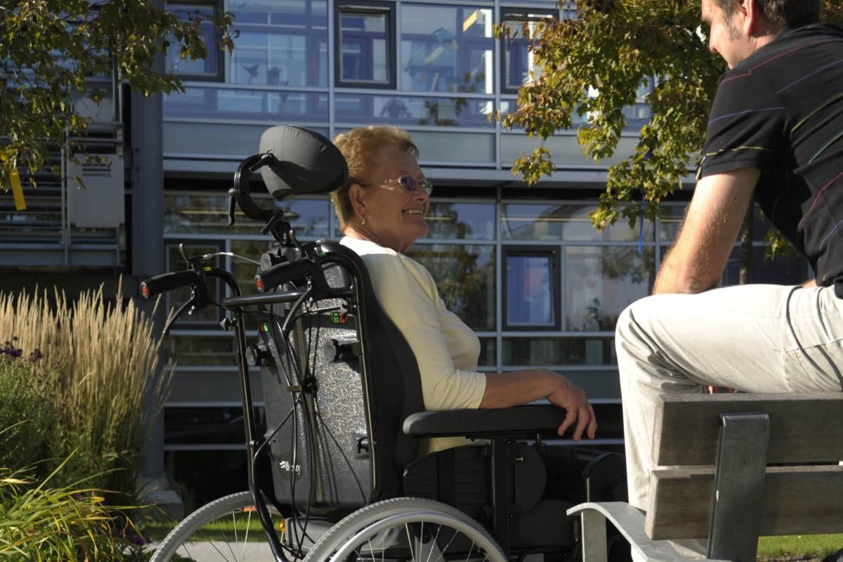 Breezy RelaX 2 silla de ruedas manual basculante