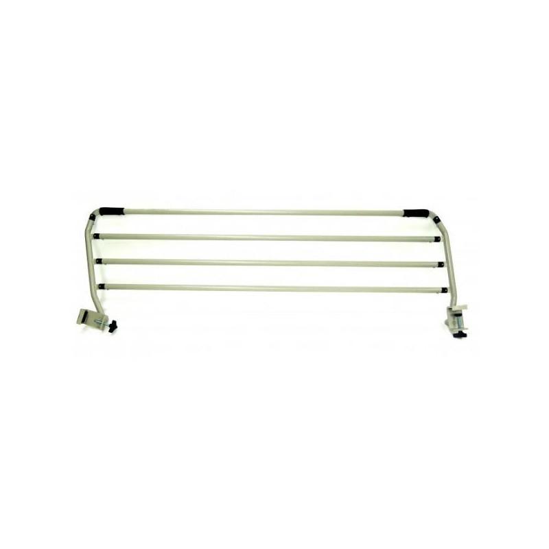 4-Bar Folding Bed Rails