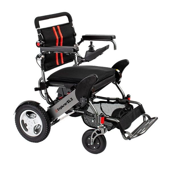 Apex iExplorer XL3 silla de ruedas eléctrica bariátrica plegableºApex iExplorer XL3 silla de ruedas eléctrica bariátrica plegable