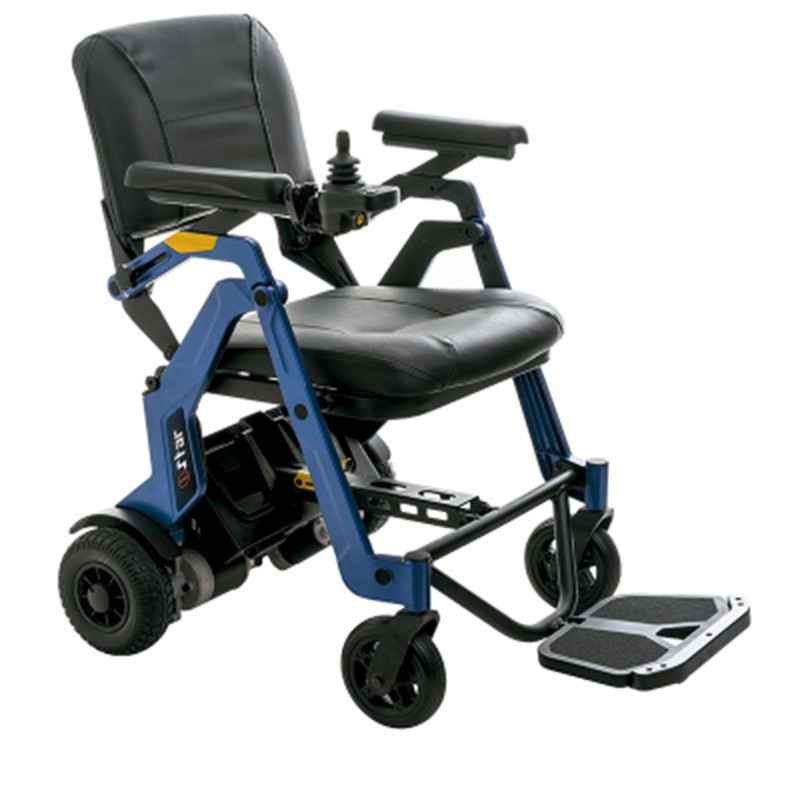 Apex i-Star lightweight folding electric wheelchair