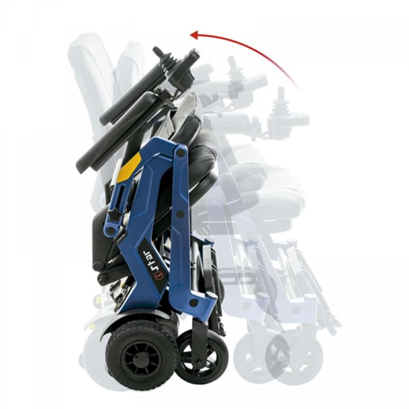 Apex i-Star silla de ruedas eléctrica ligera plegable