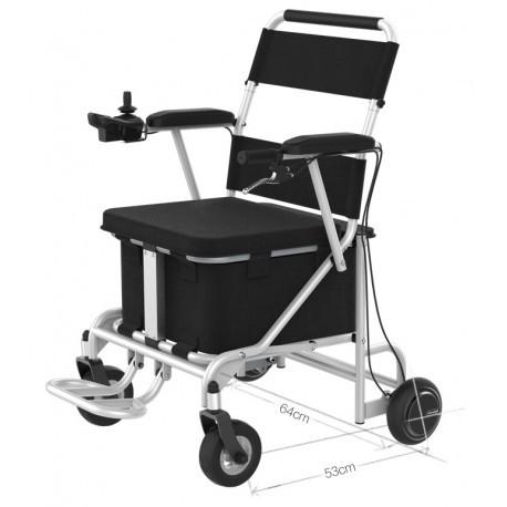 Airwheel H8 Silla de ruedas Eléctrica Plegable con control remoto