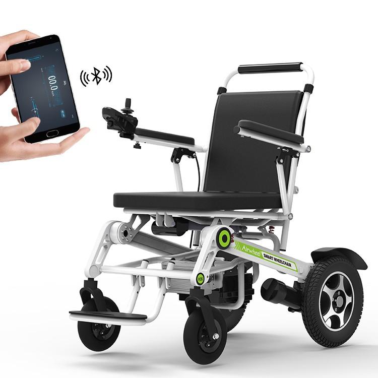 Airwheel H3S silla de ruedas eléctrica plegable ligera