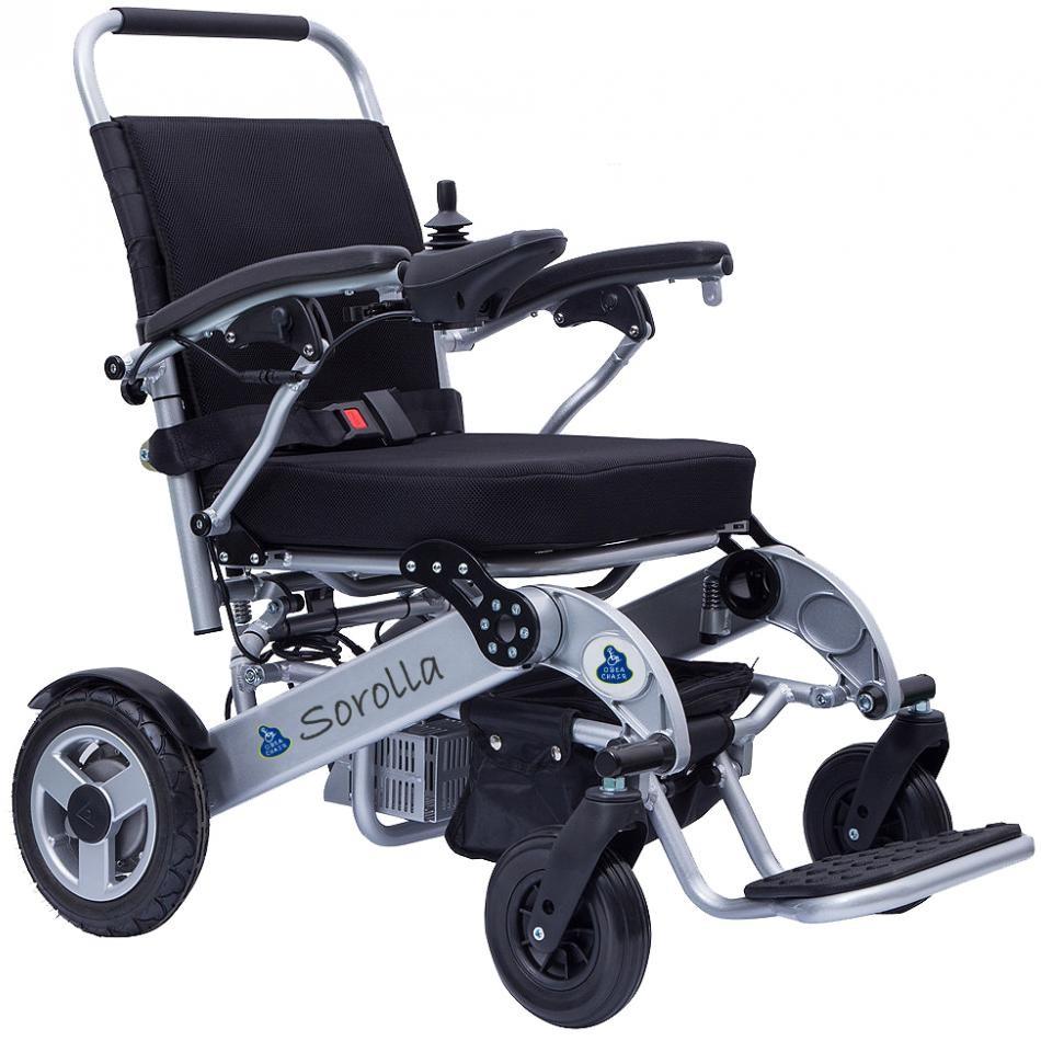 Sorolla ultralight folding power chair