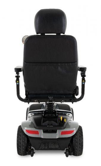 Pride Colt Deluxe 2.0 scooter desmontable con amortiguación