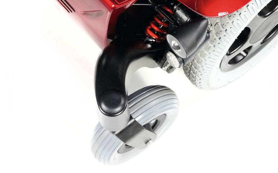 Zippie Salsa M2 Silla Eléctrica pediátrica tracción central