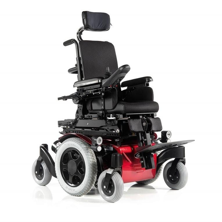 Zippie Salsa M2 mid wheel drive base pediatric power chair