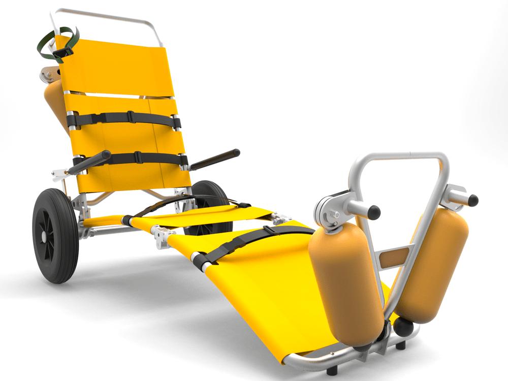 SOFAO amphibious  beach chair