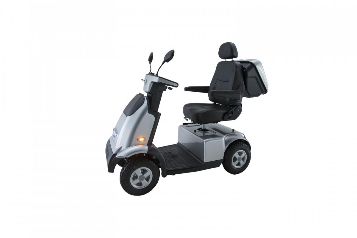 Afiscooter C4W scooter eléctrico de movilidad de 4 ruedasv