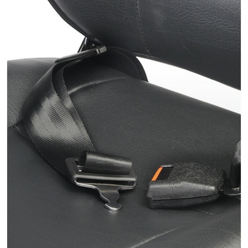 Seat belt for Afiscooter