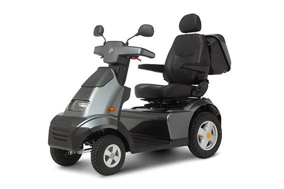 Afiscooter S4W Heavy Duty Mobility Scooter