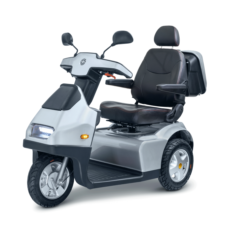 Afiscooter S3W 3-wheeled Heavy Duty Mobility Scooter