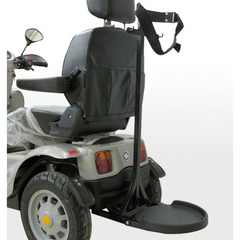 Soporte Bolsa Palos Golf Afiscooter S
