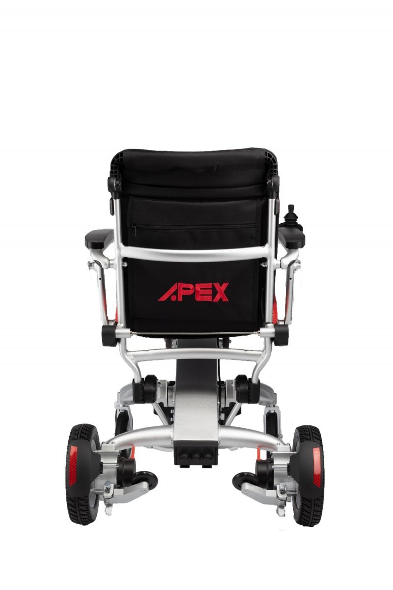 Apex i-Voyager silla de ruedas eléctrica plegable ultraligera