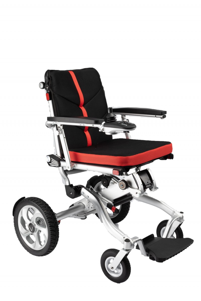 Apex i-Voyager Plus Lightweight Folding Electric Wheelchair