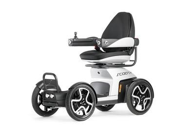 Scoozy C 2WD scooter eléctrico de movilidad todocamino