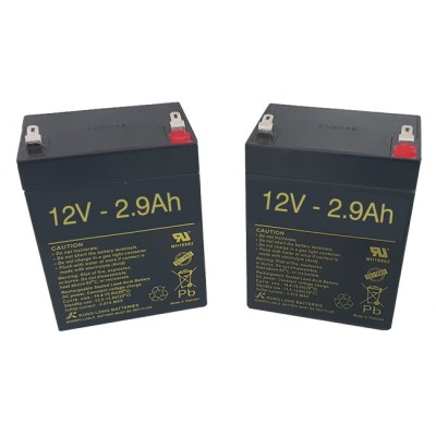 Batería grúa eléctrica Hop 12v 2,9ah