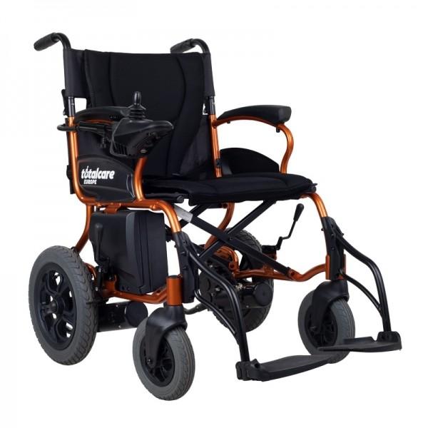 Martinika electric folding wheelchair