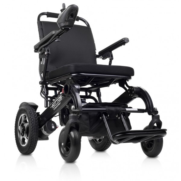 Kittos Country folding power chair