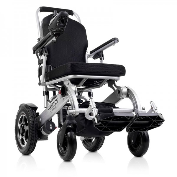 Silla de ruedas eléctrica plegable infantil Kittos Little