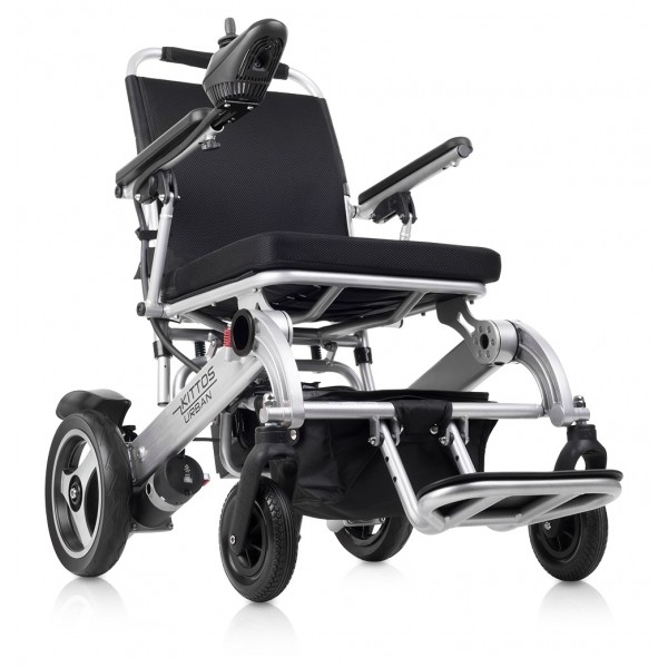 Kittos Urban foldable power chair