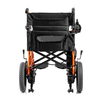 Martinika silla de ruedas plegable electrica ligera