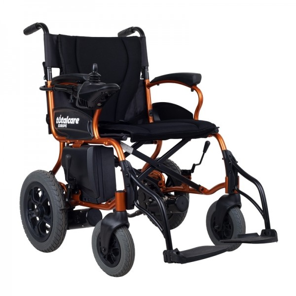 Martinika electric folding wheelchair for rent in Madrid