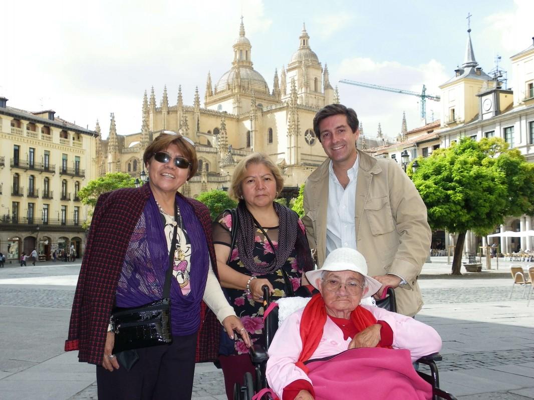 Segovia Accesible tour privado accesible