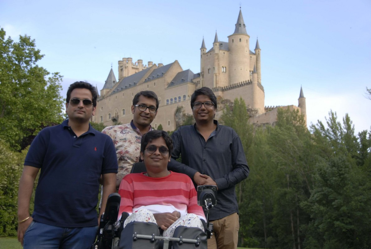 Accessible Segovia private wheelchair accessible tour