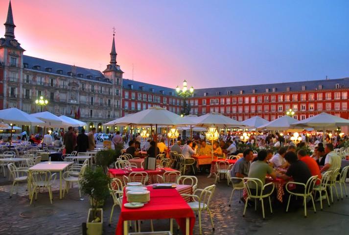 Visita a Madrid y Alrededores (5 Días) viaje accesible a medida