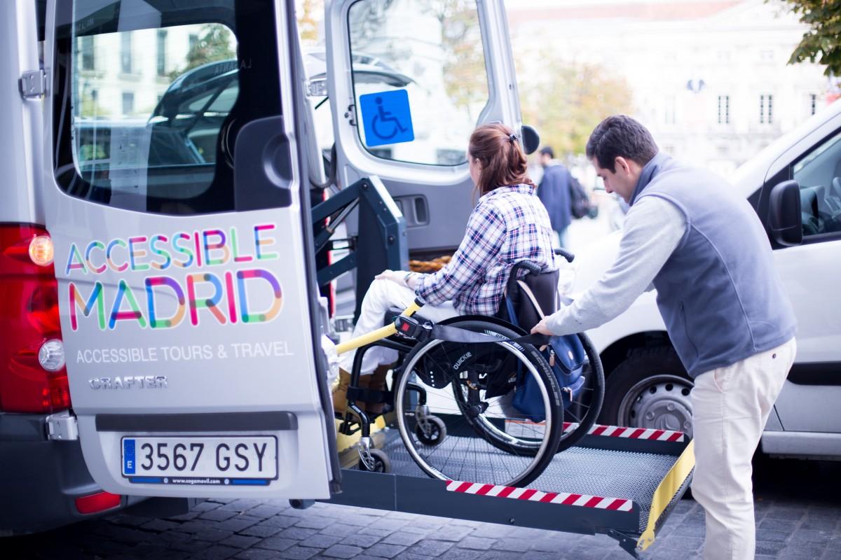 Lo Mejor de Madrid tour privado accesible