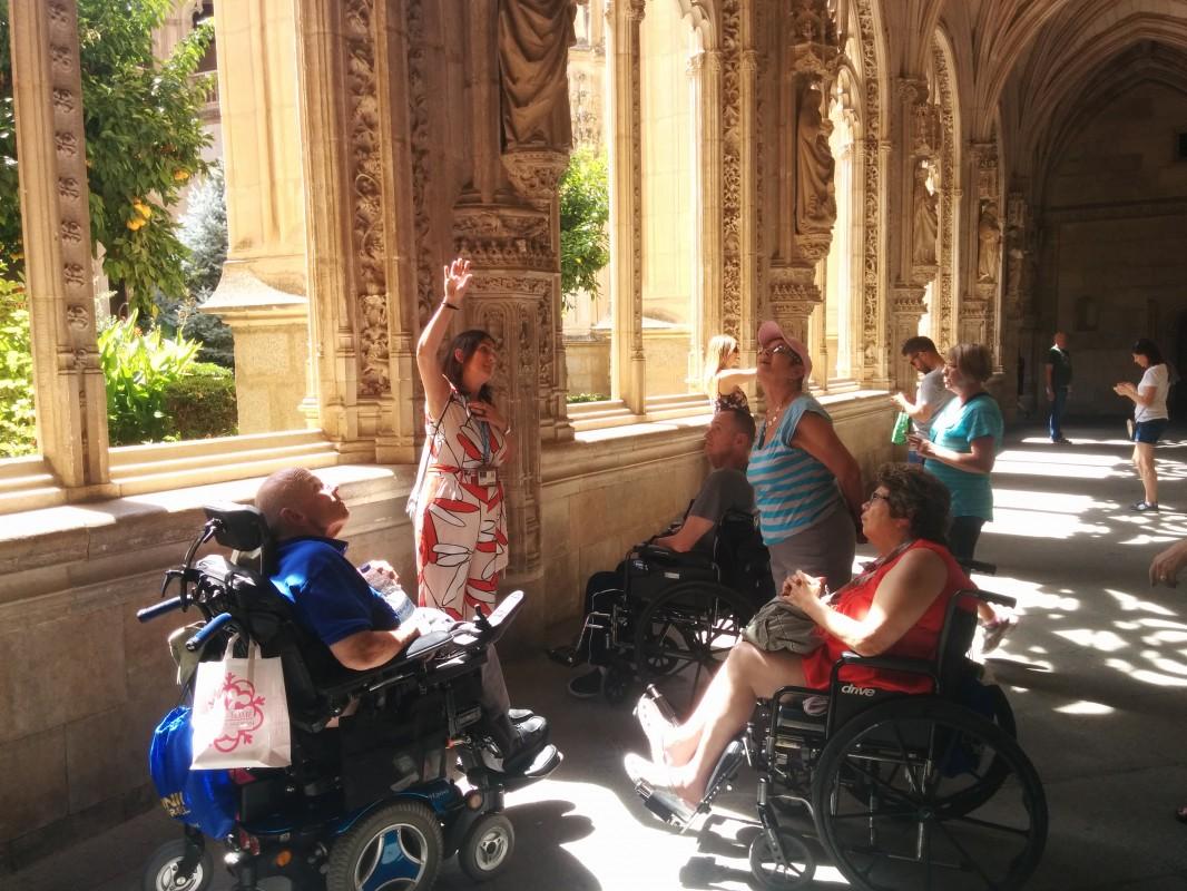 Descifrando Toledo tour privado accesible