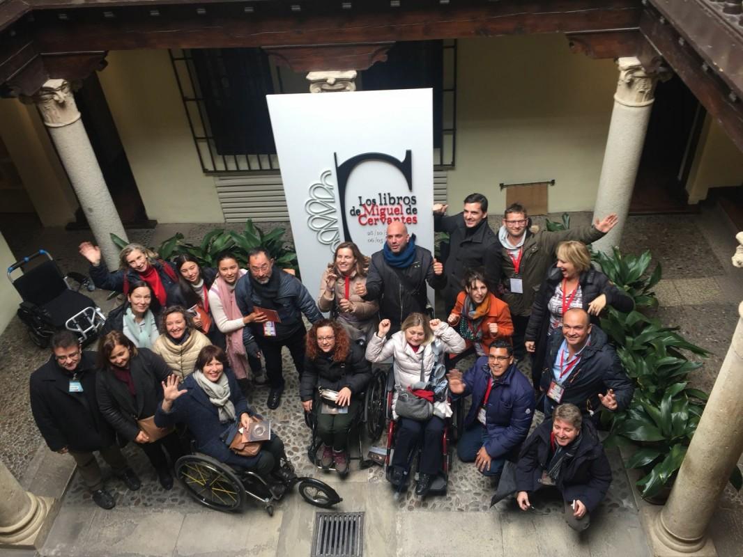 Alcalá de Henares tour privado accesible